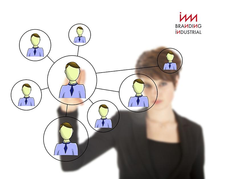 socialselling branding industrial