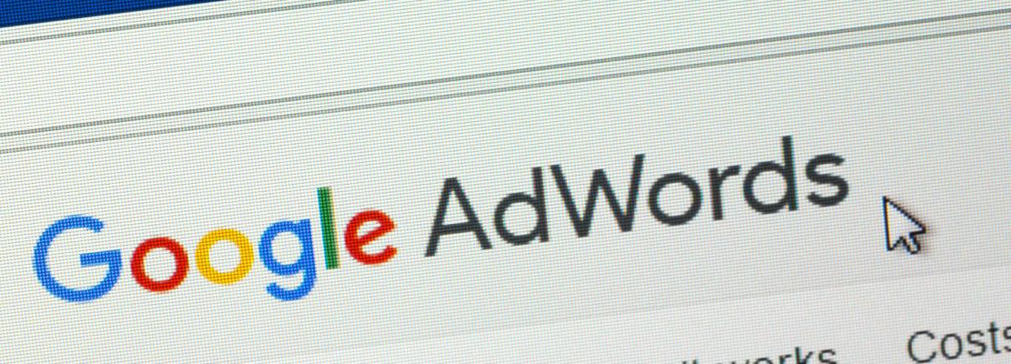 Adwords en B2B- brandingindustrial