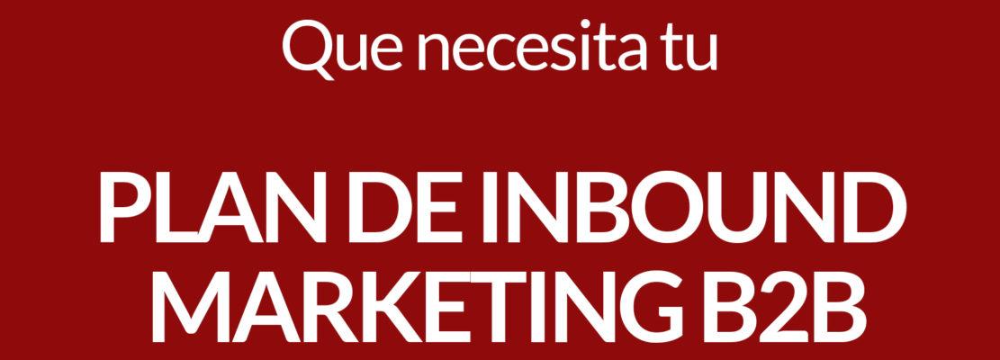 plan inbound marketing b2b Branding Industrial